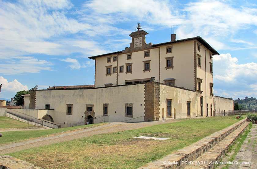 Das Forte di Belvedere