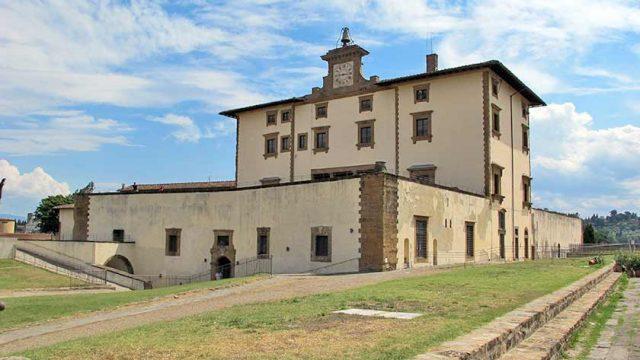Forte di Belvedere o di San Giorgio Firenze