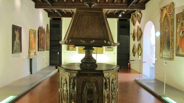 Museo dell'Opera del Duomo in Florenz